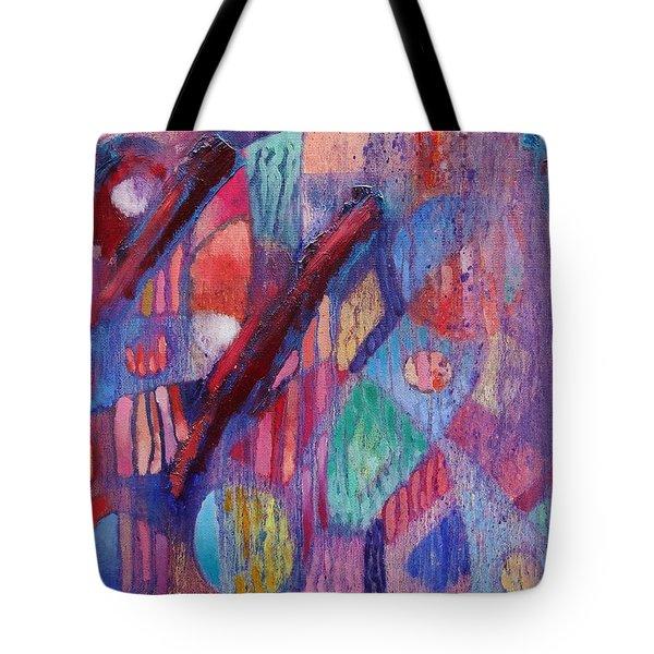 Internal Dynamics # 2 Tote Bag