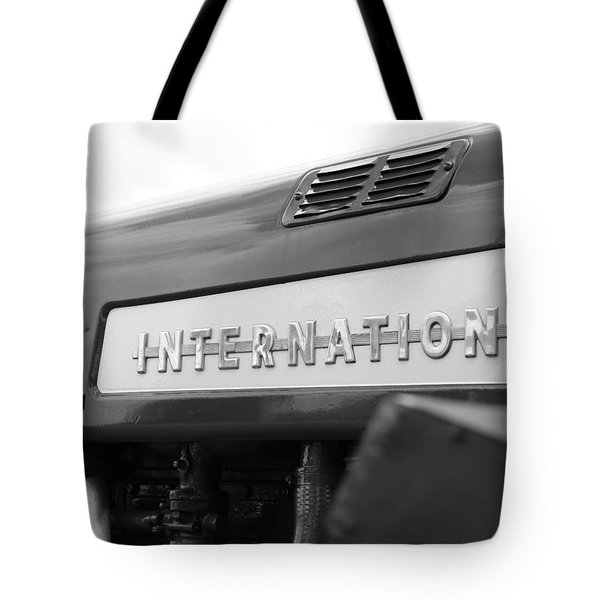 International 350 Tote Bag