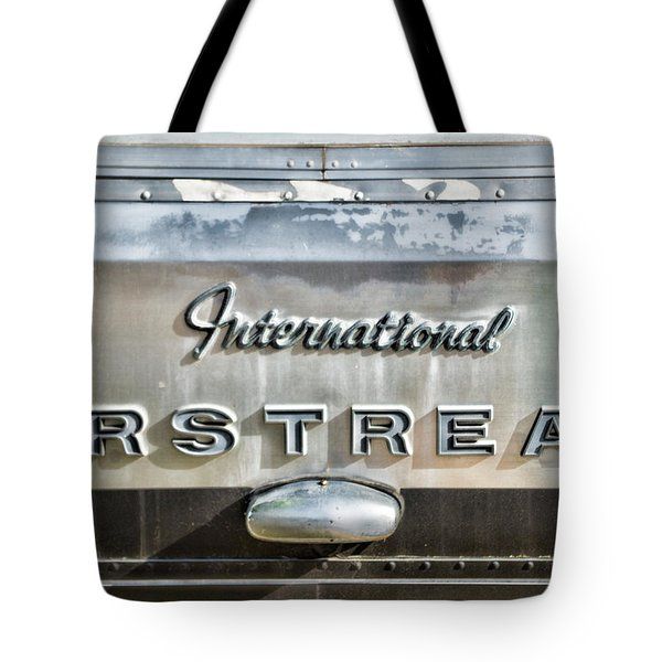 International Airstream Tote Bag