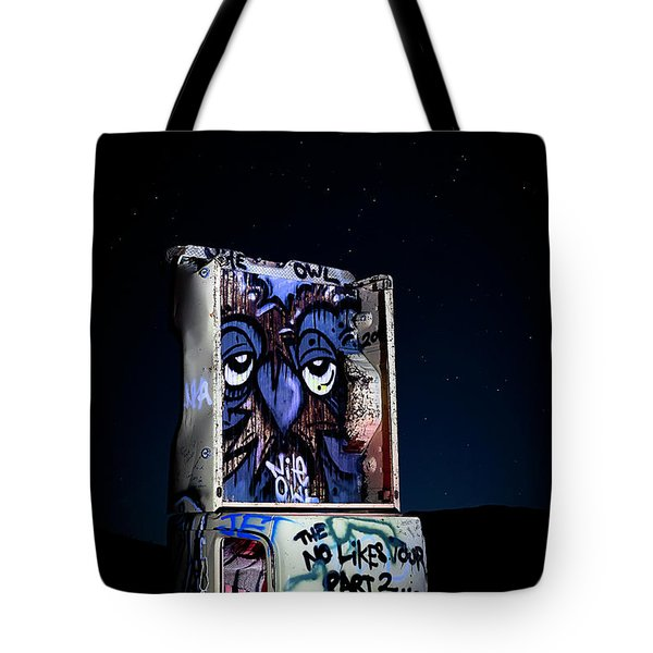 International Car Forest Of The Last Church 3 Tote Bag