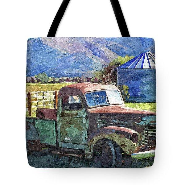International Farm Dop Tote Bag