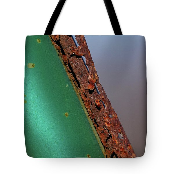 Tote Bag featuring the photograph International Green by Susan Capuano
