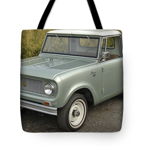 International Harvester Scout Tote Bag