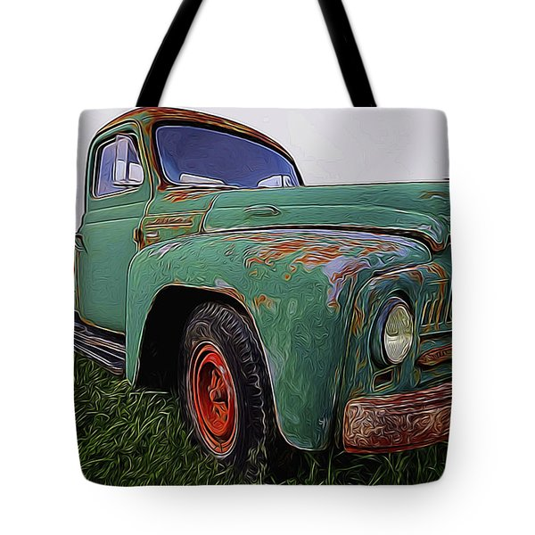International Hauler Tote Bag