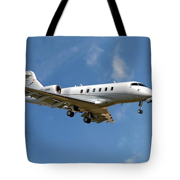 International Jet Management Tote Bag