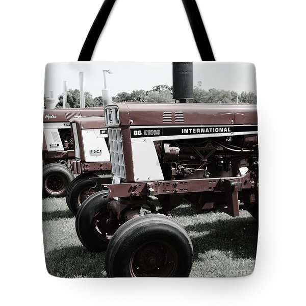 International Line Up Tote Bag by Meagan  Visser