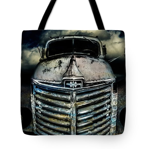 International Truck 7 Tote Bag