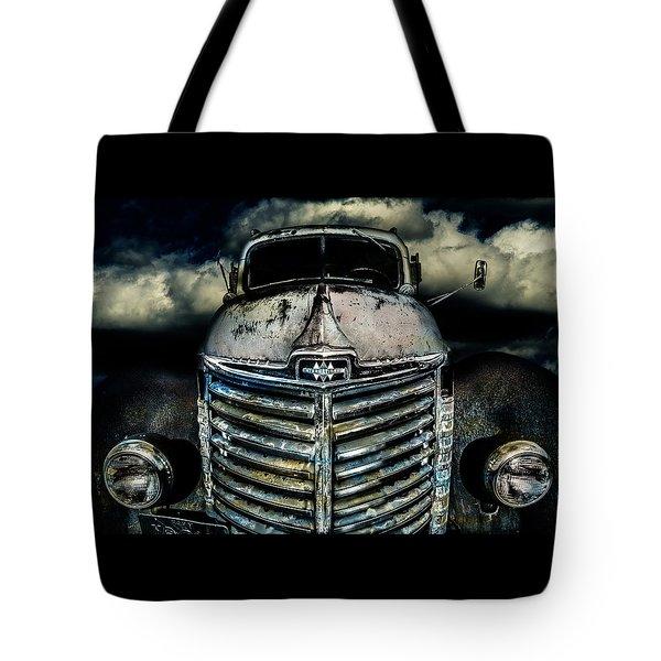 International Truck 7 Tote Bag