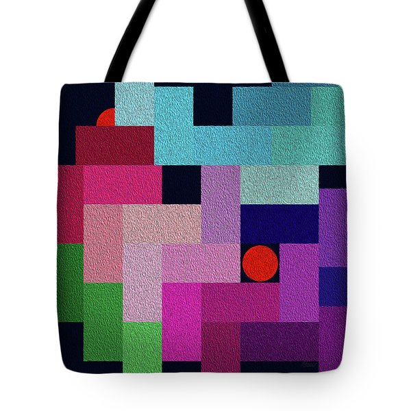 Internet Hot Spot Oil Tote Bag