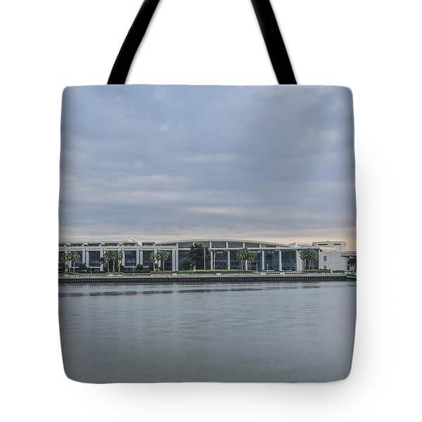 Interntational Trade And Convention Center Tote Bag