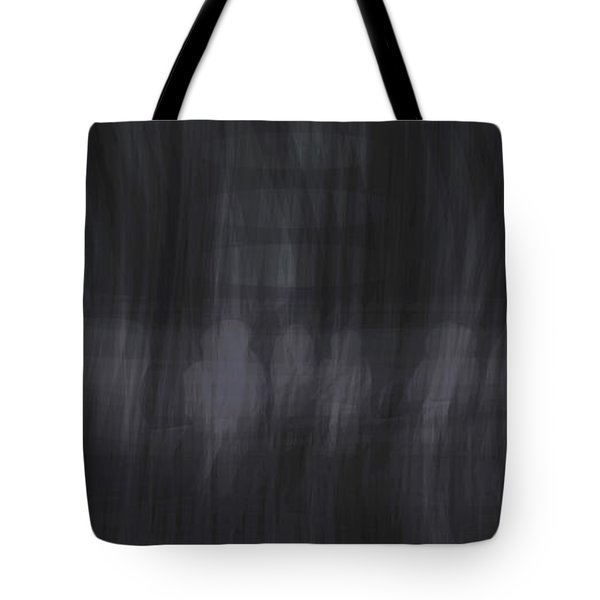 Interphase Arrival Tote Bag