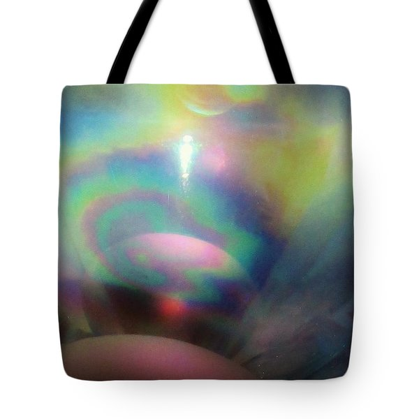 Interplanetary Travel Tote Bag
