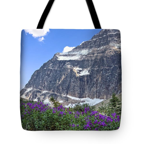 Interpretive Apps In The Canadian Rockies Tote Bag
