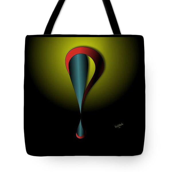 Interrofang Bang Tote Bag