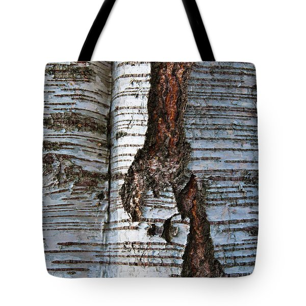 Tote Bag featuring the photograph Interrupted by Werner Padarin