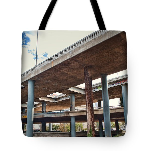 Interstate Exchange Tote Bag