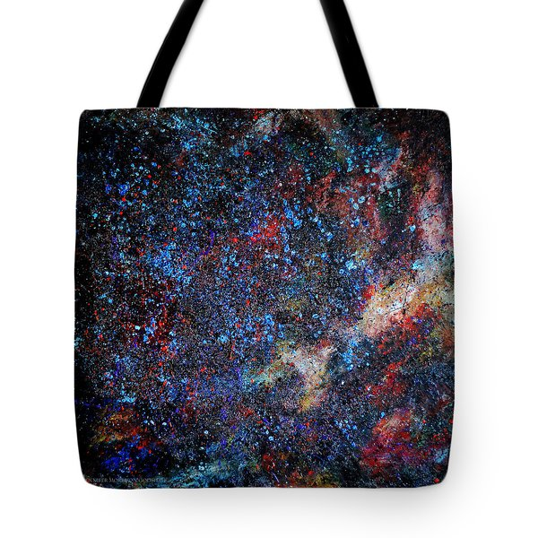 Interstellar  Tote Bag by Jennifer Godshalk