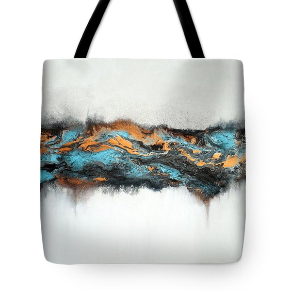 Intertwined 3 Tote Bag
