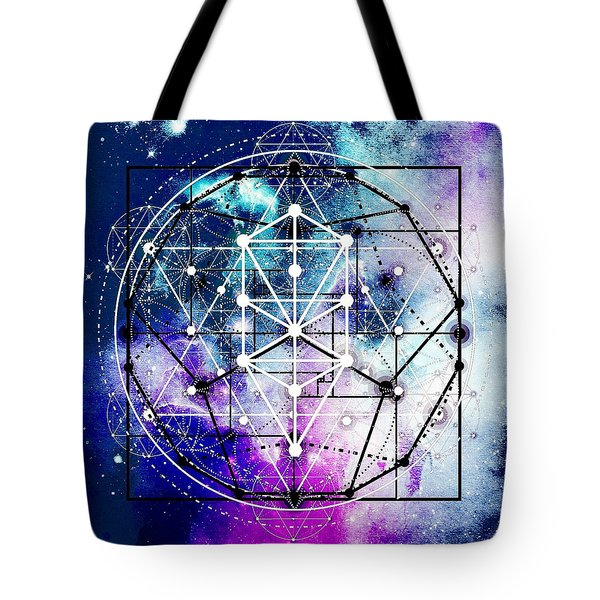 Tote Bag featuring the digital art Intertwined  by Bee-Bee Deigner