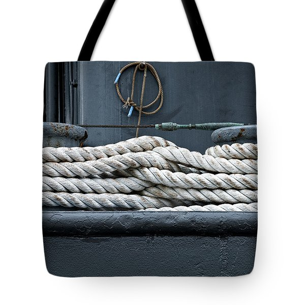 Intertwined Tote Bag by Christopher Holmes
