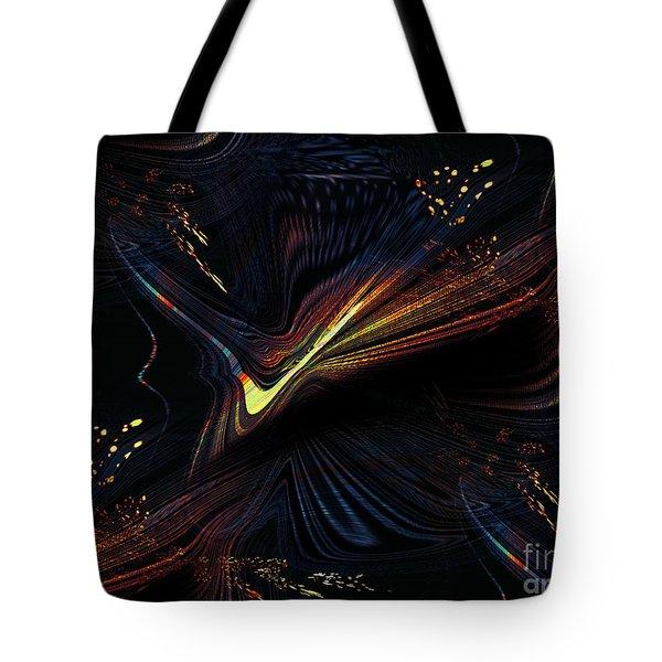 Meditative Vision Tote Bag