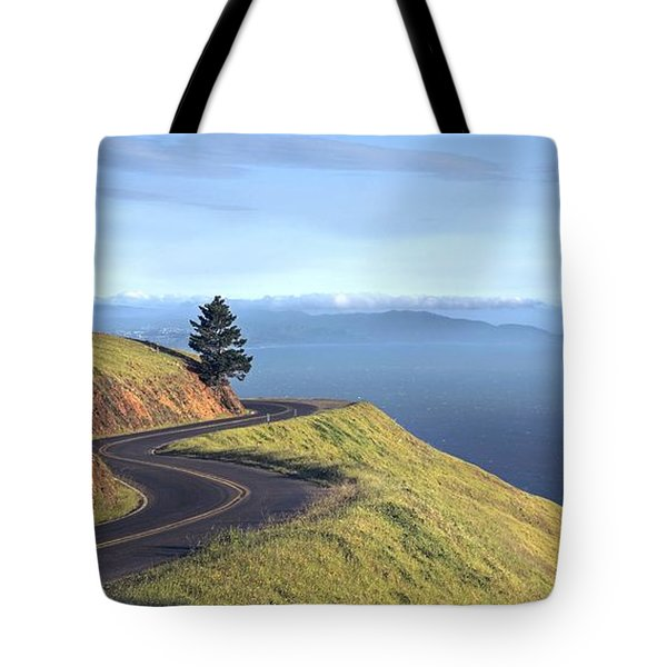 Into Infinity Tote Bag