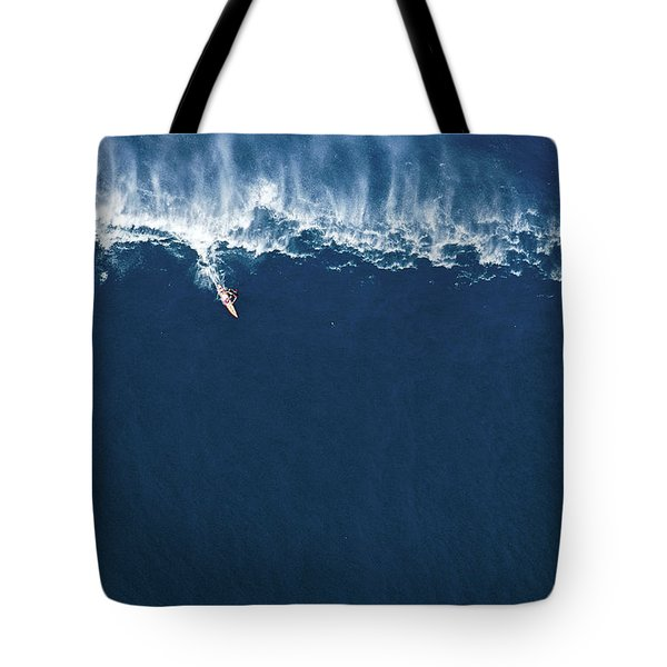 Into The Abyss. Tote Bag