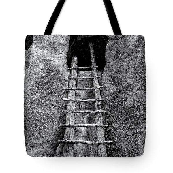 Into The Alcove Tote Bag