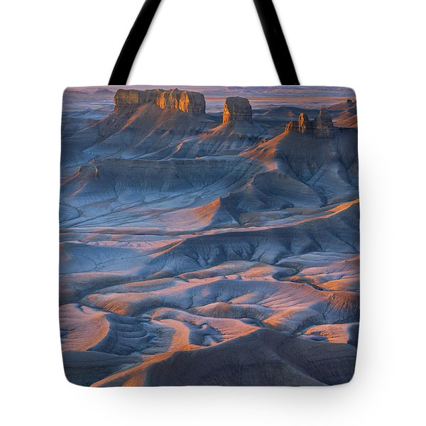 Into The Badlands Tote Bag