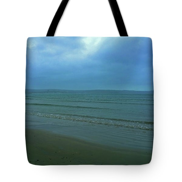 Into The Blue Tote Bag by Anne Kotan