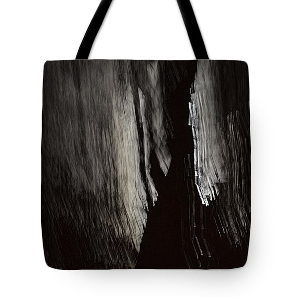 Into The Dark  Tote Bag