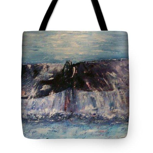 Into The Deep Tote Bag