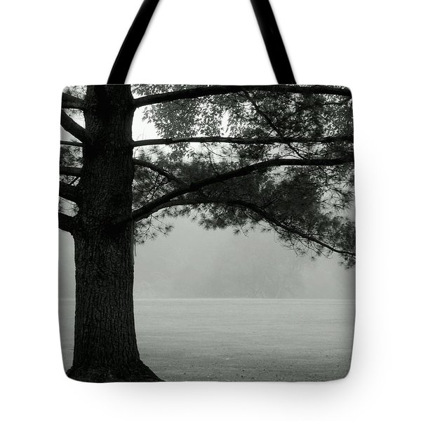 Into The Grey Wide Open Tote Bag
