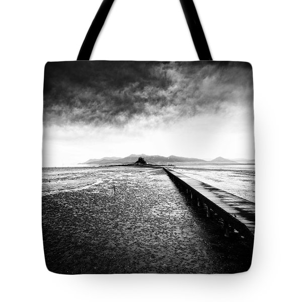 Into The Landscape Tote Bag
