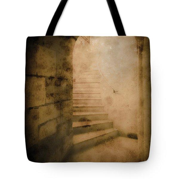 London, England - Into The Light II Tote Bag