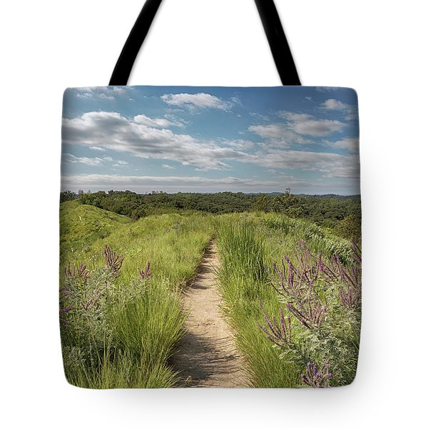 Into The Loess Hills Tote Bag