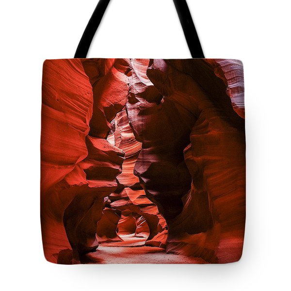 Into The Maze Tote Bag