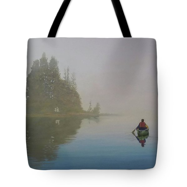 Into The Mistic Tote Bag