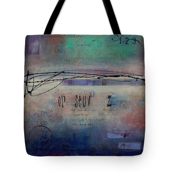 Into The Mystery Tote Bag