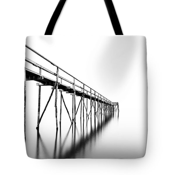 Into The Nowhere Tote Bag