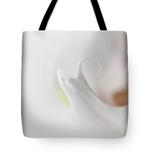 Into The Orchid Tote Bag