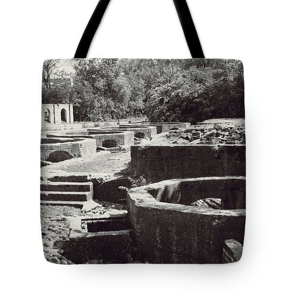 Into The Ruins 1 Tote Bag