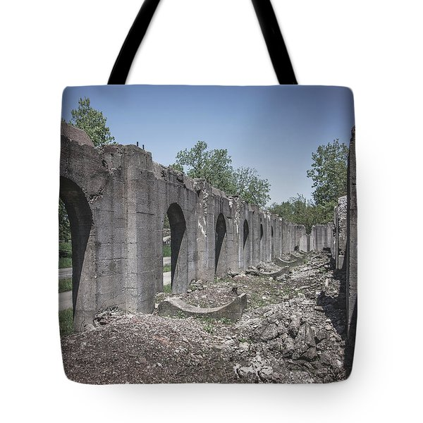 Into The Ruins 2 Tote Bag