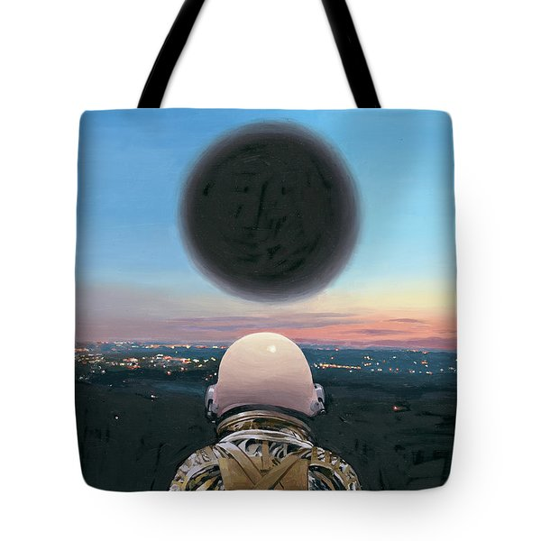 Into The Void Tote Bag by Scott Listfield