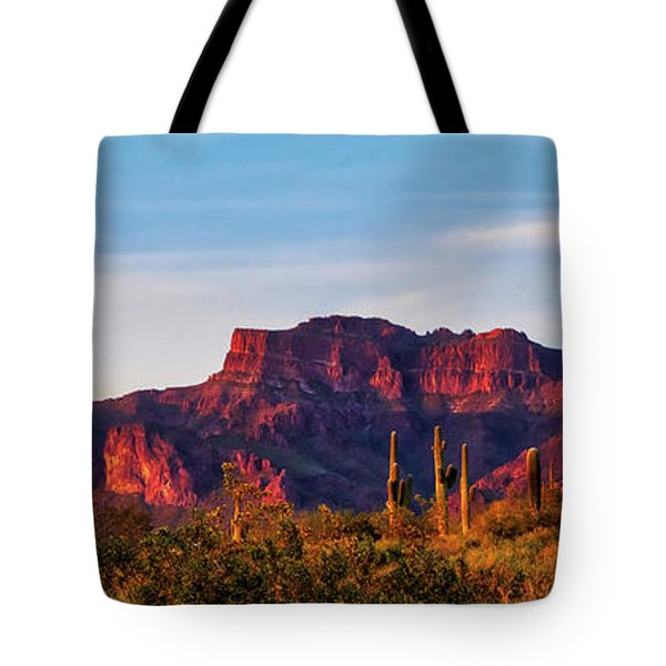 Tote Bag featuring the photograph Into The West by Rick Furmanek