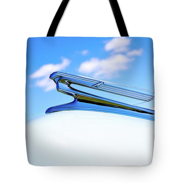 Tote Bag featuring the photograph Into The Wild Blue Yonder by Rebecca Cozart