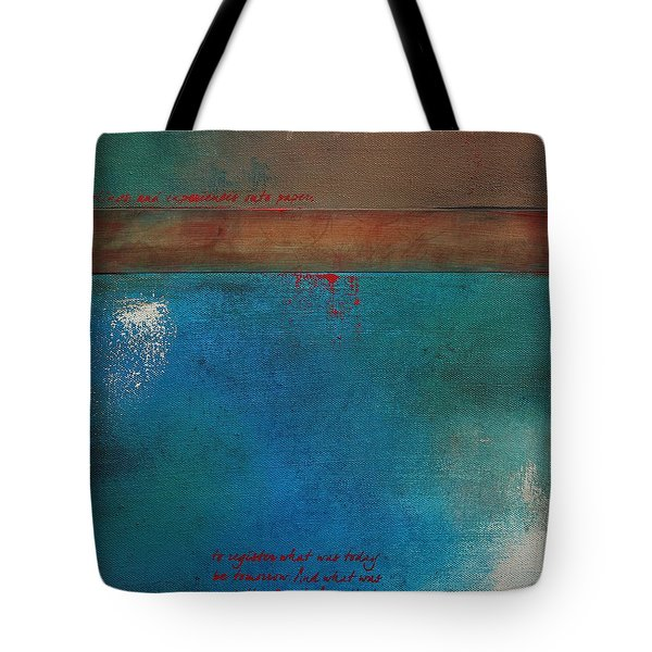 Into The Wisp 1 Tote Bag