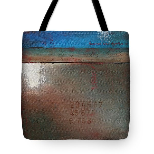 Into The Wisp 2 Tote Bag