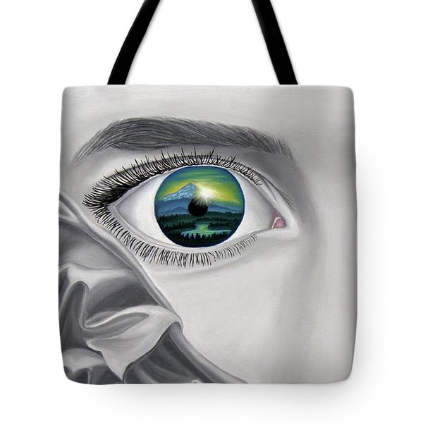Into Your Sunrise Tote Bag