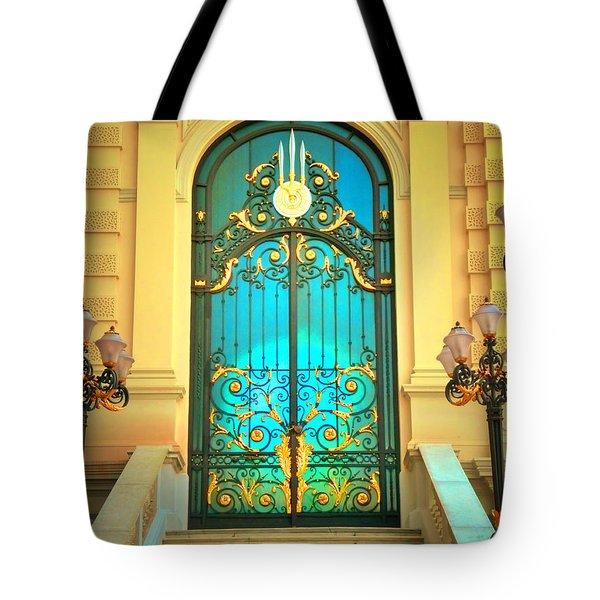 Intricacies Tote Bag by Tara Turner